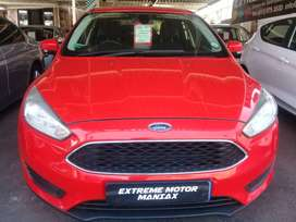 Ford focus eco-boost 1.0