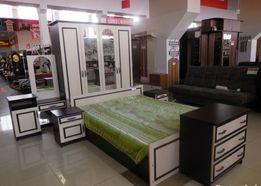Новая качественная спальня (матрас в комплекте) недорого