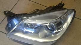 Mercedes Benz SLK headlight