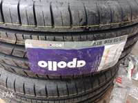 205/55R16 brand new Apolo tyres made in India. 0