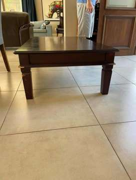 Coffee Table Mahogany R1999. NO OFFERS. Coricraft Solid Wood.