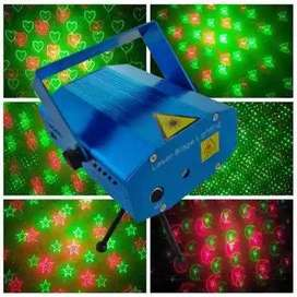 Brand New! Disco Party Laser Light Green