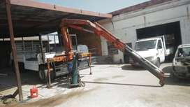 we have experience repairing and installing crane that lift heavy obje