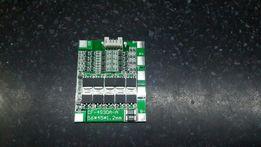 BMS контроллер,плата защиты Li-Ion 4s 30A с балансировкой!