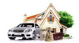 Кредит под залог недвижимости квартиры дома земли авто