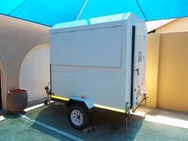 Food trailer potential or use as is