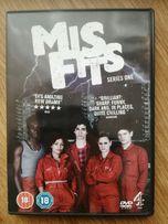Misfits Wyklęci sezon 1 season 1
