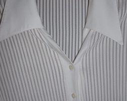 "Блуза-рубашка белая ""Note"""