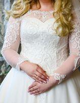 Весільна сукня, весільне плаття, свадебное платье, розмір 50-52, 52-54