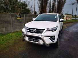2017 Toyota Fortuner 2.8 Diesel Automatic
