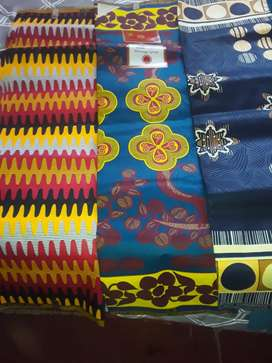 Quality African Print fabrics ( its cash on delivery)