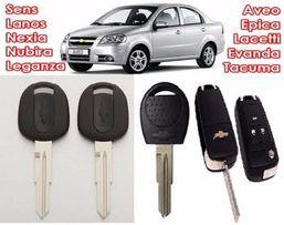 Изготовление автомобильных ключей Chevrolet