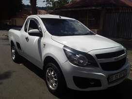 2015  CHEVROLET UTILITY BAKKIE 1.4 MANUAL