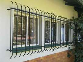 Security gates and Burglars