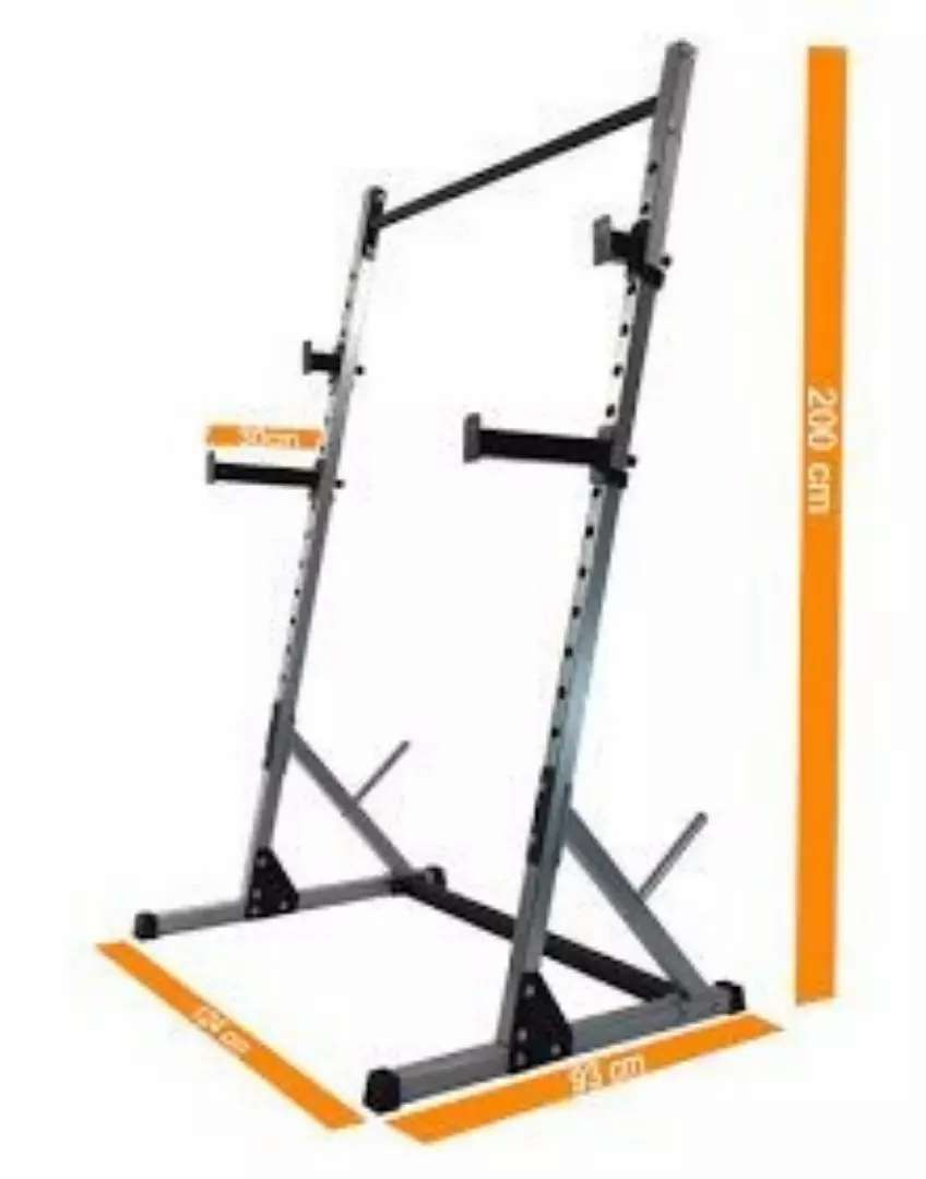 Half racks heavy duty frames gaurenteed. Order today.