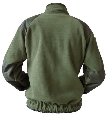 Куртка/кофта флисовая с вставками НГУ ЗСУ Запорожье - изображение 4