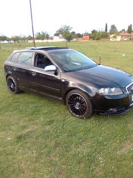 2007 Audi A3 2ltr T DGS S-LINE for sale