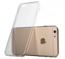 Прозрачный Силиконовый чехол для Iphone Айфон 5 6 7 8 X + plus Бампер