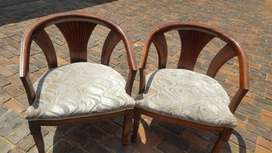 Griffiths and Griffiths chairs