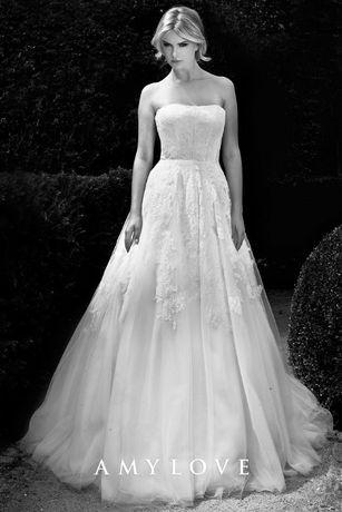 suknia ślubna AMY LOVE Jovanna Kępno - image 1