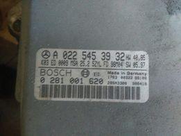 Блок управления двигателем Mercedes A0225453932