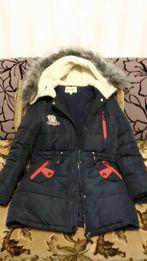 Зимняя куртка/пуховик/парка Кузя