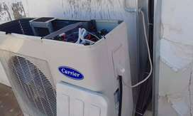 AIR CONDITIONER INSTALLATIONS AND REPAIRS