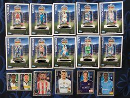 Naklejki Champions League 2015/2016 i karty Match Attack Live