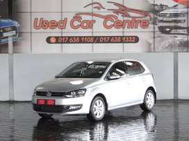 VOLKSWAGEN POLO 1.6 C/LINE A/T