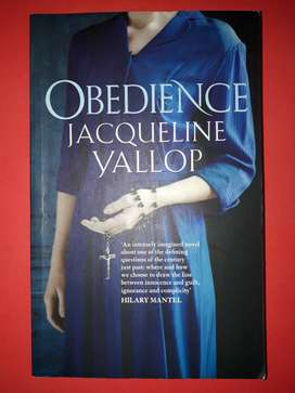 Obedience - Jacqueline Yallop.