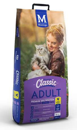 Montego - Classic Adult Cat with Succulent Chicken 3KG