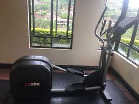 SwissStar commercial elliptical trainer