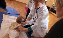 Детская гимнастика и массаж 120 грн.