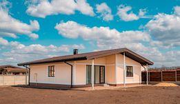 Продам дом с дизайнерским ремонтом в коттеджном поселке