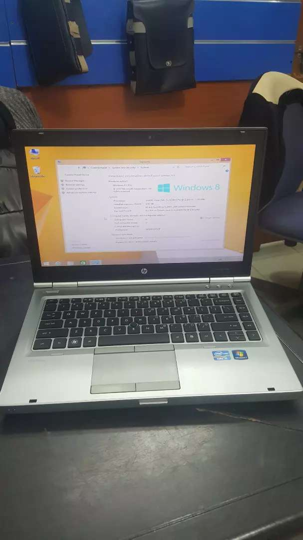 HP ELITE BOOK CORE i5 @760k only 0