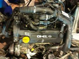 OPEL CORSA 1.7 D (Y17DT) ENGINE FOR SALE