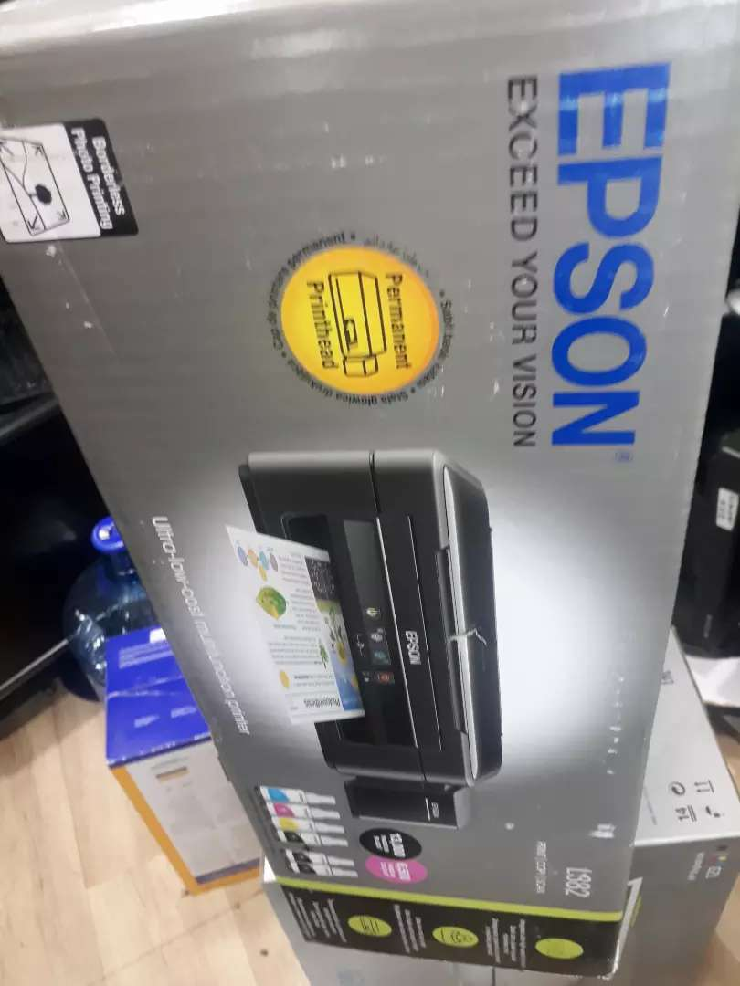 Epson l382 printer available 0