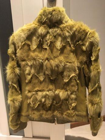 Натуральна шкіряна куртка КРОЛИК Киев - изображение 4