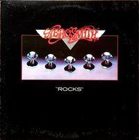 Aerosmith – Rocks 1976 US пластинка, диск, винил