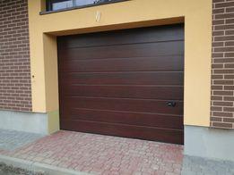 PRODUCENT Brama segmentowa garażowa przemysłowa bramy garażowe GRG