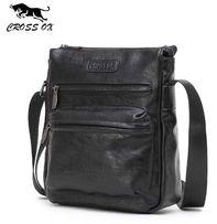 Брендовая сумка через плечо месенджер CROSS OX. Артикул №: 773