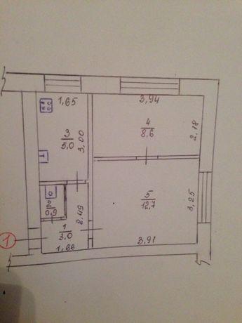Две двухкомнатные квартиры. Шостка - изображение 1