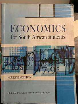 Economics for South African Students 4th edition + Study notes/tips