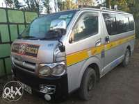 toyot hiace7L in good condition 0