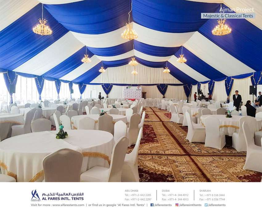50 Seater event tents for wholesale 0