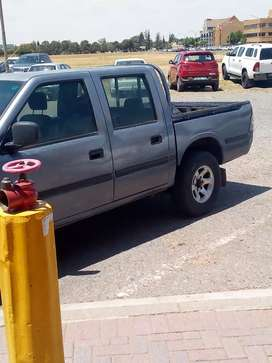 It's a double cab gonow it's one owner only selling it for R30000