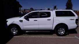 Ford Ranger 3.2, 6 speed manual