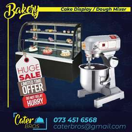 REFRIGERATION, BAKERY, BUTCHERY AND CATERING EQUIPMENTS
