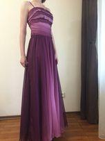 Продам шелковое коктейльное платье