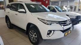 2019 New Facelift Toyota Fortuner 2.8 GD6 RB 4X4 Auto